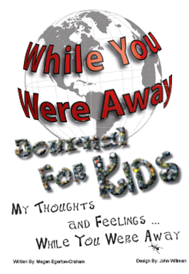 While You Were Away Journal for Children